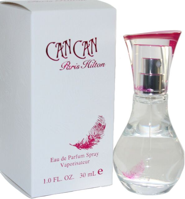 CAN CAN 1.0 OZ EDP SPRAY FOR WOMEN NEW IN A BOX BY PARIS HILTON