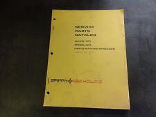 New Holland 301 303 Liquid Manure Spreader Service Parts Catalog 5 80