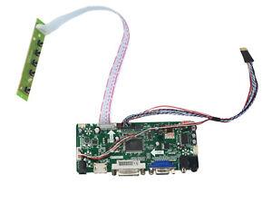 LCD Controller Board Driver Kit for N156BGE-L21 1366X768 HDMI+DVI+VGA+Audio