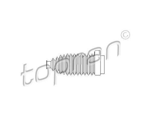 TOPRAN Bellow steering 103 504
