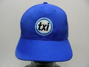 TXI - ROYAL BLUE - ONE SIZE - ADJUSTABLE STRAPBACK BALL ... ee1cd3aa81a