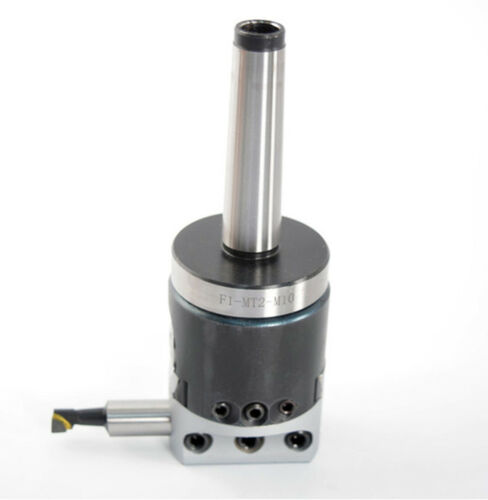 9pcs 12mm carbide boring tips with MT2 M10 1-1//2-18 shank 12mm boring head set