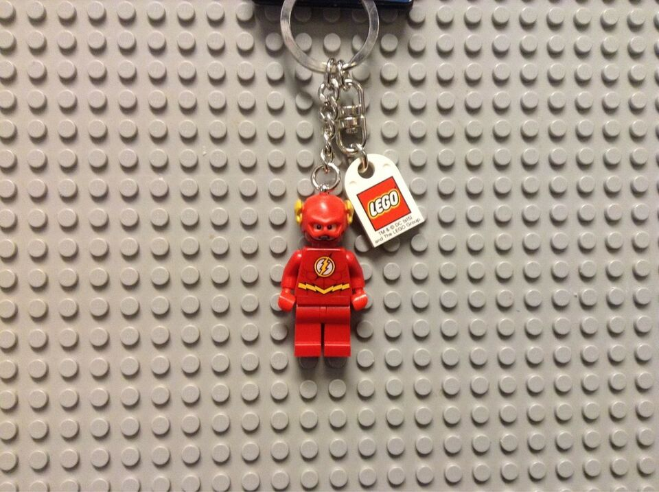 Lego Super heroes, Flash