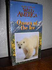Marty Stouffer's Wild America Queen of the Ice (VHS, 1997,NEW Sealed)