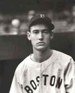Boston-Red-Sox-TED-WILLIAMS-Glossy-8x10-Photo-Print-Baseball-Poster