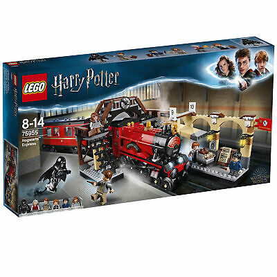 75955 LEGO Harry Potter Hogwarts Express Train 801 Pieces Age 8+