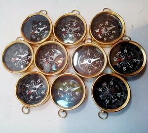 Image Is Loading LOT OF 10 PCS VINTAGE STYLE BRASS POCKET
