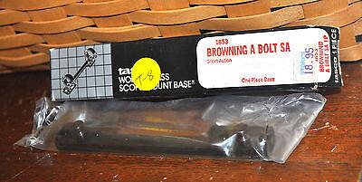 CCOP USA Browning A-Bolt Short Action Picatinny Steel Scope Mount Base PB-BRN003