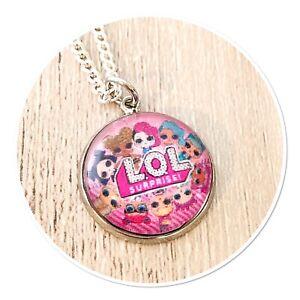 LOL Suprise Doll Necklace