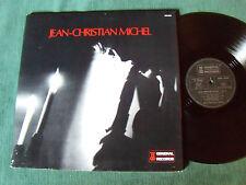 JEAN-CHRISTIAN MICHEL VOL. VI - LP 33T 1973 gatefold GENERAL RECORDS 537.052