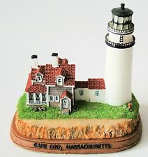 MINIATURE Mini LIGHTHOUSE Figurine CAPE COD, Massachusetts    NEW AP165N
