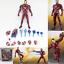 Avengers Action Figures Infinity War Kids Toys Superhero Thanos Iron Man New