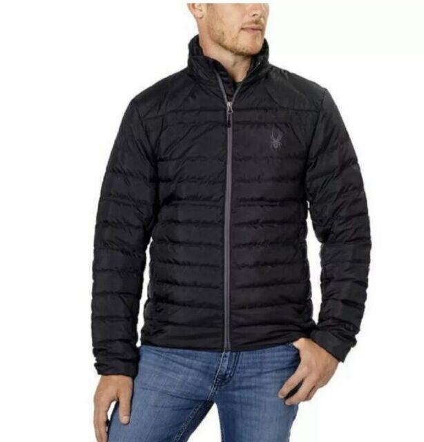 Spyder Anti-Panic Jacket Black Medium