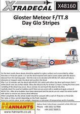 Xtradecal 1//48 Gloster Meteor f.8 Kollektion Teil 1 #48158