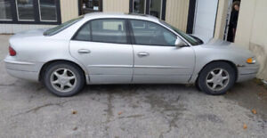2004 Buick Regal ls with 102,000kms and comes with winter tires