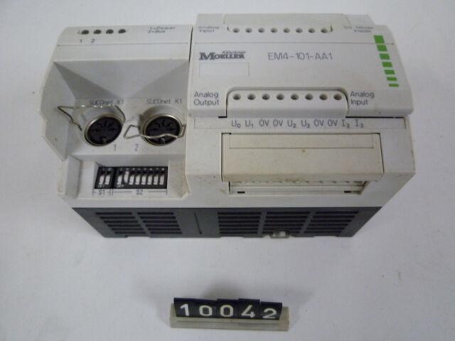 Klöckner Moeller EM4-101AA1 Power Supply