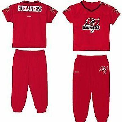 size 40 4af59 191b2 Tampa Bay Buccaneers 2pc Jersey & Pants Set Infant Baby | eBay