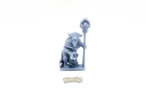 Warrior By Enfenix Minis3D -Rep Heroquest Custom Fimir Shaman