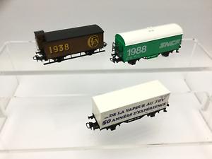 Marklin-4488-HO-Gauge-SNCF-50th-Anniversary-Wagon-Set-3-Rail