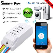 Sonoff Pow R2 15A WiFi Wireless Smart Swtich Module Pow Consumption Measurement