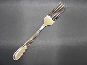GENUINE ONEIDA CHATEAU DINNER FORK 18//8 STAINLESS  FREE SHIPPING US ONLY