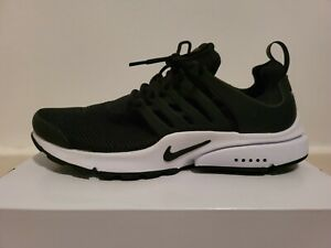 Nike Air Presto By You UK 8 (EUR 42.5) Black White 846438 998 | eBay