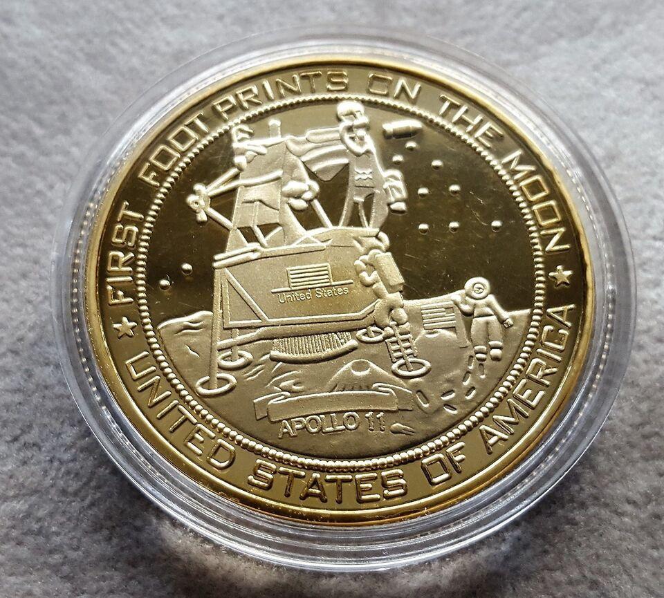 Medalje, Apollo 11