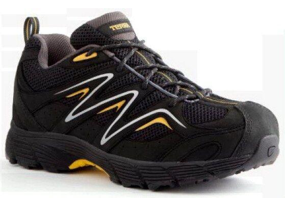Terra zapatos profesionales seguridad zapatos Tofino 716845 s3, negra amarilla de talla 39 nuevo x198