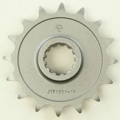 JT Sprockets JTF276.16 16T Pi/ñ/ón Delantero de Acero