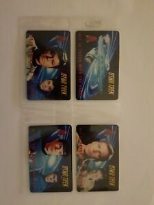 Star Trek Tec-Card Collectible Prepaid Phone Cards Free Shipping! | eBay