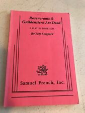 Rosencrantz & Guildenstern are Dead by Tom Stoppard (2010, Paperback)