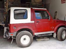 Suzuki Samurai 2 Piece Hardtop 1986-1995