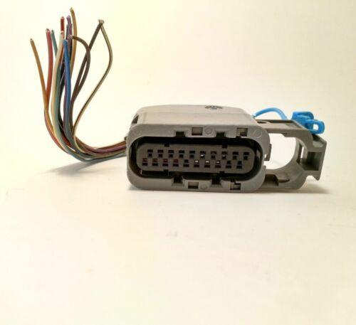 2005-2006 Pontiac G6 Throttle Body Wiring Connector Plug OEM 3.5L 2006 Malibu