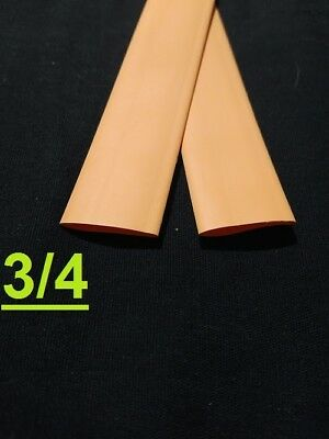 3//4/'/' inch 19mm TELCO GROUP 2 heat shrink tubing 2:1 polyolefin 5 FOOT
