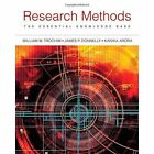 Research Methods: The Essential Knowledge Base by Kanika Arora, Dr. William Trochim, James Donnelly (Paperback, 2014)