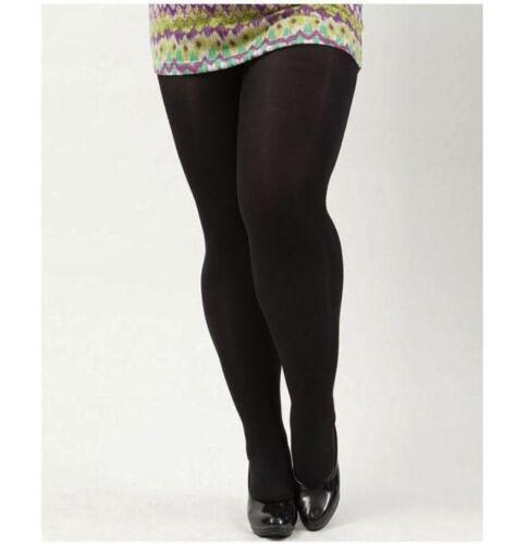 Lady Women Velvet 120D Plus Size Tights Big Large Stretchy Pantyhose Hosiery