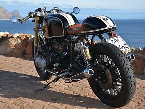 Cafe Racer Seat Bmw R 75 R100 Air Head Race Seat Cafe Racer Honda