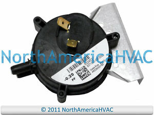 Furnace Air Pressure Switch Mpl 9300 0 20 Deact N 0 Spc Ebay