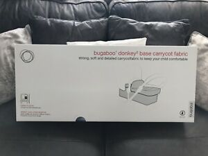 Bugaboo Donkey2 Base Carrycot Bassinet Fabric Cover Dark Navy BNIB RRP £130
