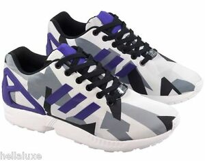 sports shoes 2d231 23d8b ... nuevo-Adidas-ZX-Flux-Geo-Camo-correr-8000-
