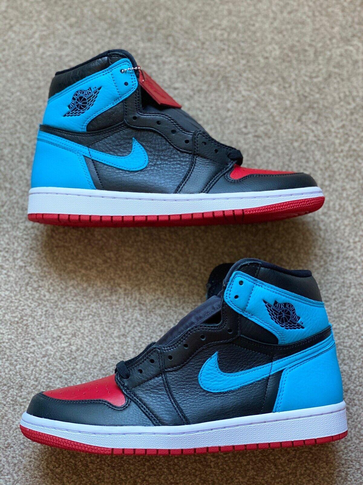 Jordan 1 Retro High NC to Chi Leather CD0461-046 - Size UK6.5/US7.5/EU40.5/US9W