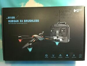 Hubsan X4 H109 Brushless Quadcopter Drone Long Flight Time H2000...