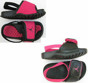e10cfd3143e9 New Nike Jordan Hydro 2 or3 (TD) Baby Toddler Girl Sandals Size 10 ...