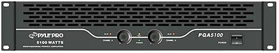 "NEW PYLE PRO PQA5100 5100W 19"" Rack Mount Power DJ Professional Amplifier Amp"