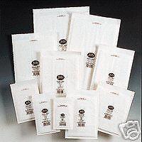 100 JL0 réels Blanc Jiffy Sacs-CD Taille Gratuit p/&p Bargain