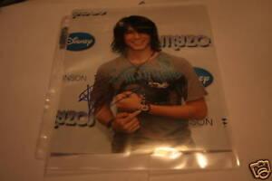 Boo-Boo-Stewart-Autographed-Twilight-Signed-8x10-Photo-COA