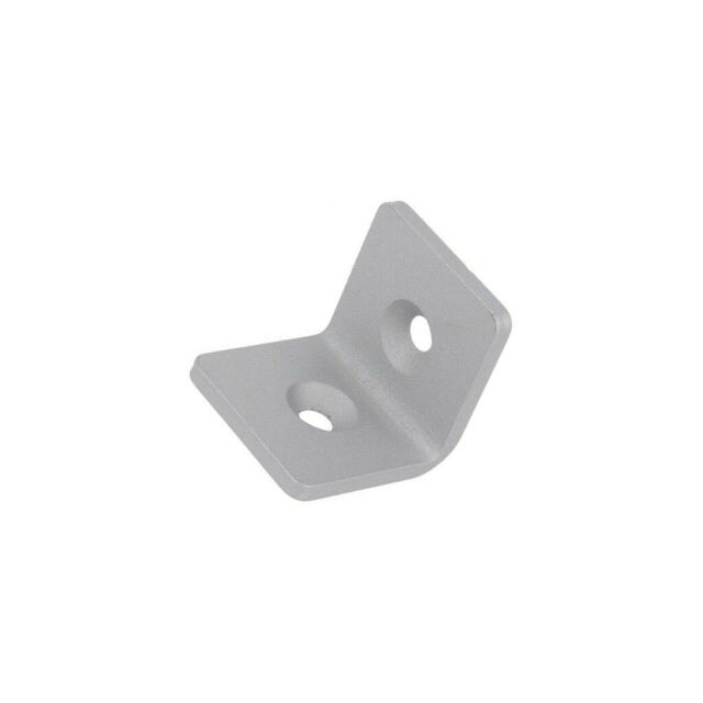 GN 967-45-45-L-1-SR Angle bracket for profiles W: 45mm H: 45mm L: 45mm steel ELE