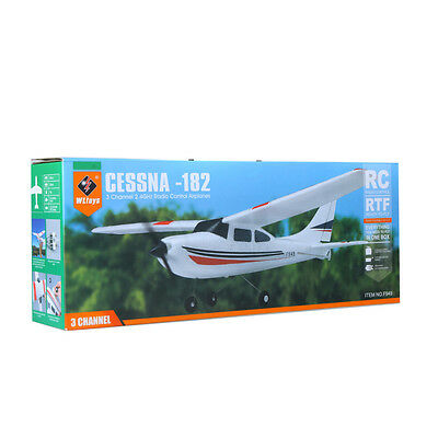 100% Original Wltoys F949 2.4G 3CH RC Airplane Fixed Wing Plane Outdoor RTF