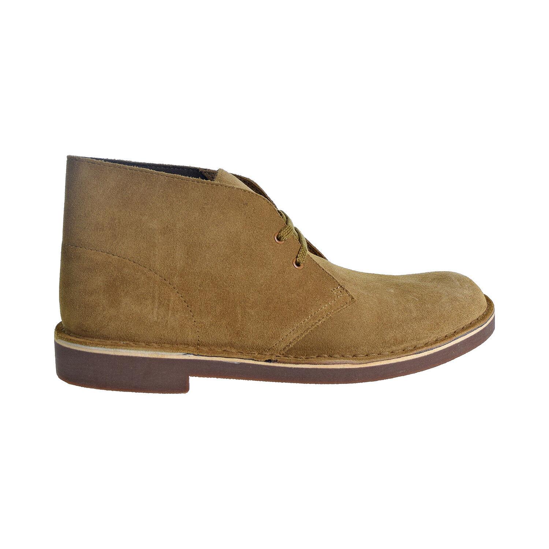 Clarks Bushacre 2 Men's Shoes Wheat