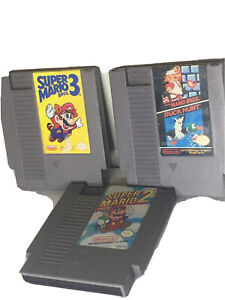 SUPER-MARIO-BROS-1-2-3-LOT-NINTENDO-NES-FREE-SHIPPING